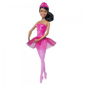 Barbie You Can Be Anything Ballerina Nikki Doll