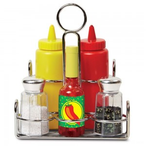 Melissa & Doug Condiment Set